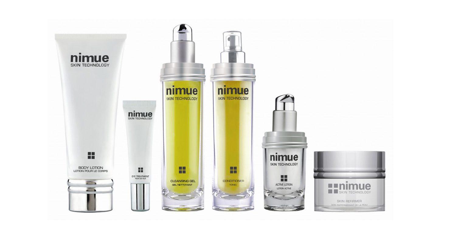 Beleza Nimue producten header