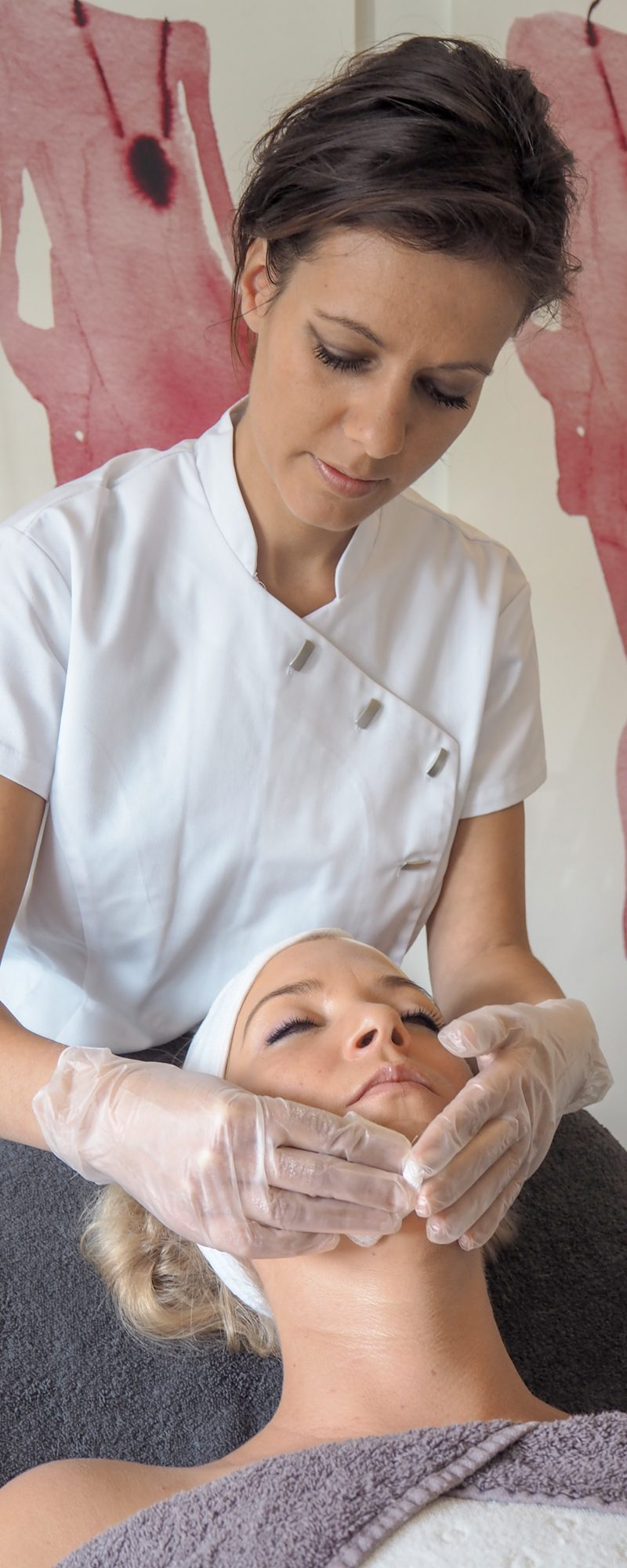 Beleza contact behandeling